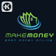 Make Money Logo - GraphicRiver Item for Sale