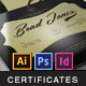 A Great Deal! / Modern Certificates v.2 - GraphicRiver Item for Sale