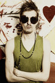 Young punk man wearing sunglasses - PhotoDune Item for Sale