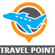 Travel Point Logo Template - GraphicRiver Item for Sale
