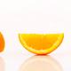 Studio shot of orange wedges - PhotoDune Item for Sale