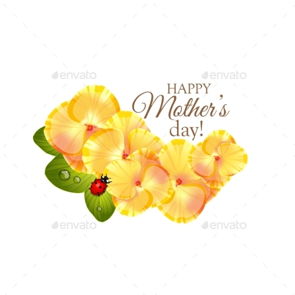 GraphicRiver Greeting Card for Mothers Day 11208807