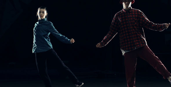 VideoHive Hip Hop Moves 11209095