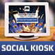 Facebook Social Kiosk - Collect Email Subscribers & Fanpage Likes - CodeCanyon Item for Sale