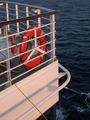 Cuise Ship Railing