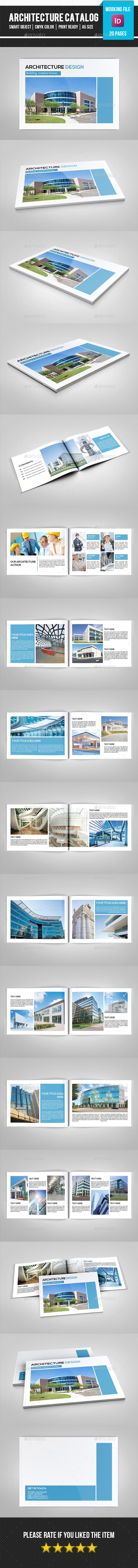 GraphicRiver Architect Catalog Brochure-V163 11210852