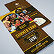 Summer Camp Trifold Brochure 3  - GraphicRiver Item for Sale