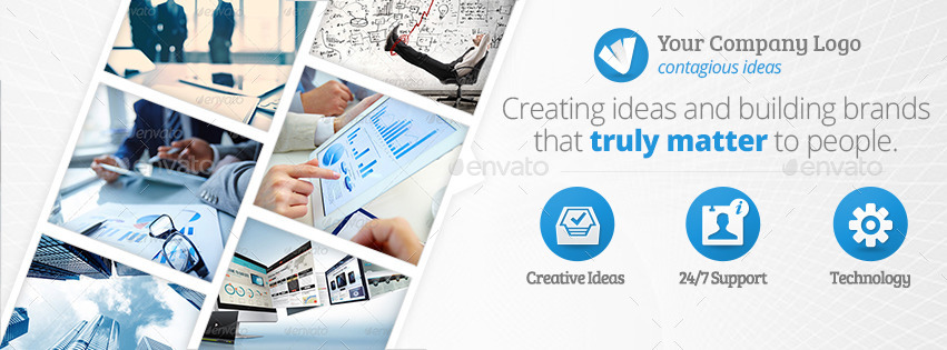 Web Hosting & Design Facebook Timeline Covers