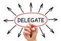 Delegate Arrows Concept - PhotoDune Item for Sale