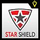 Star Shield Logo - GraphicRiver Item for Sale