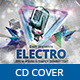 Music CD Cover - GraphicRiver Item for Sale