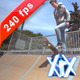 Skateboarder Riding Skateboard - VideoHive Item for Sale