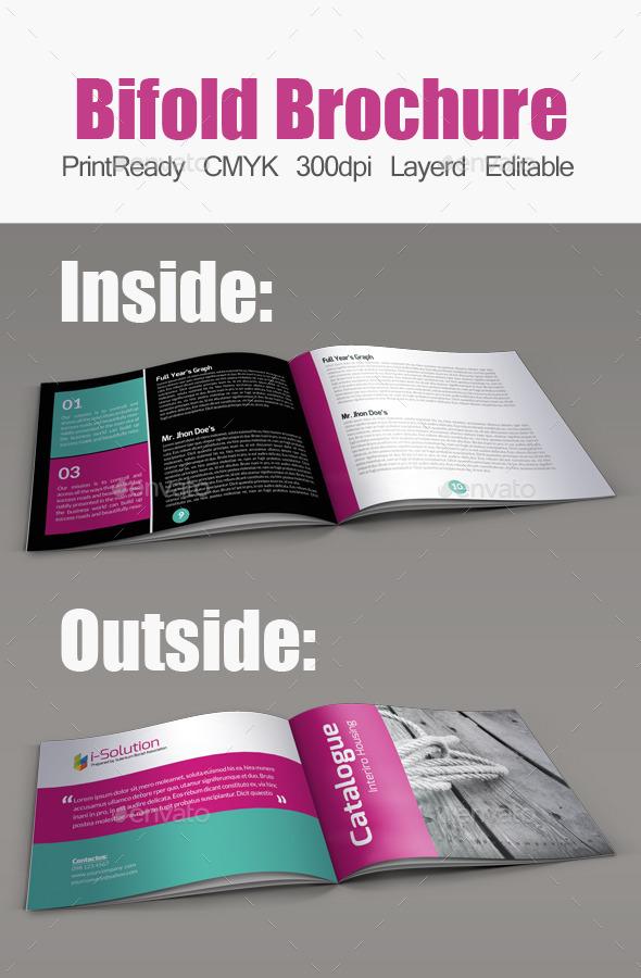 GraphicRiver Business Bifold Square Brochure Template 11212796