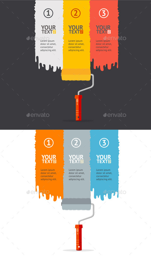GraphicRiver Rollerbrushes Option Banner 11213072