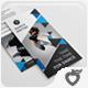 Dance Studio Trifold Brochure - GraphicRiver Item for Sale