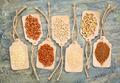 healthy, gluten free grains - PhotoDune Item for Sale