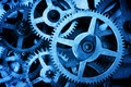 Grunge gear, cog wheels background. Industrial science, clockwork, technology. - PhotoDune Item for Sale