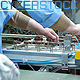 Efficient Technology Lab Workers Using Conveyer - VideoHive Item for Sale