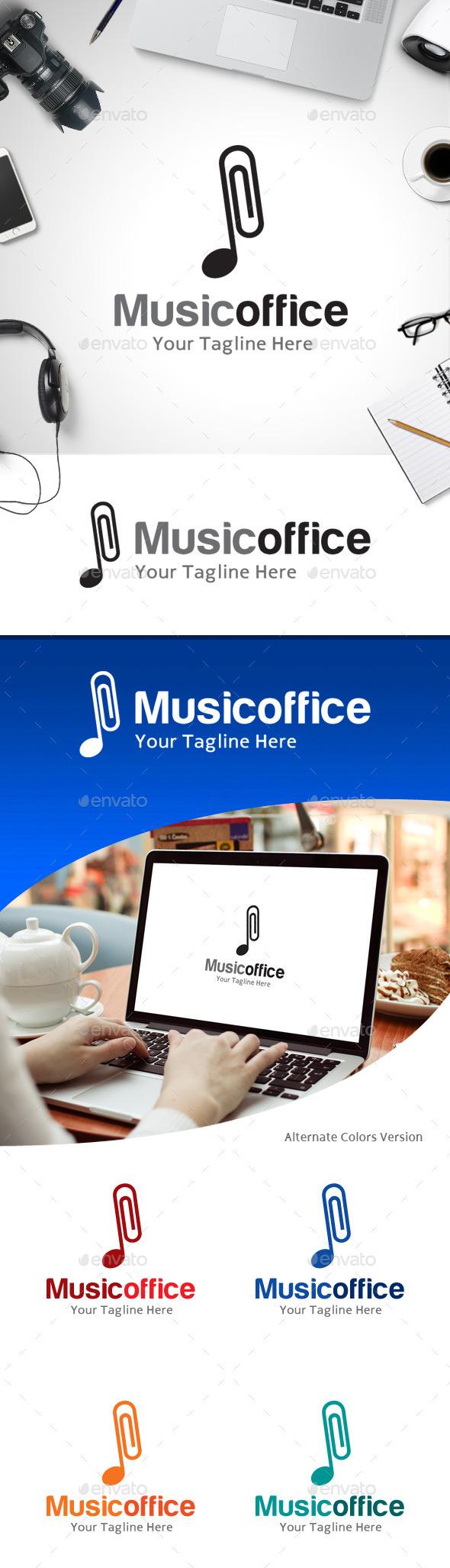Music Office Logo