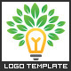 Idea Tree - Logo Template - GraphicRiver Item for Sale