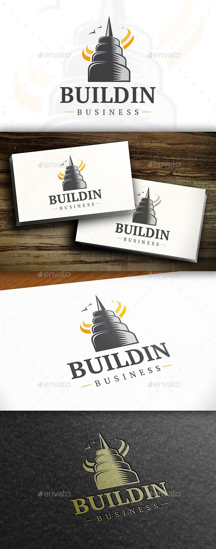 GraphicRiver Build Logo 11214791