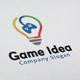 Game Idea Logo - GraphicRiver Item for Sale