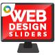 Web Design Company Sliders - 2 Designs - GraphicRiver Item for Sale
