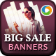 Big Sale Banners - GraphicRiver Item for Sale