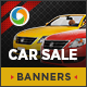 Car Sale Banners - GraphicRiver Item for Sale