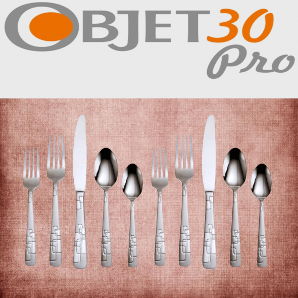 3DOcean Utensil Set 11215811