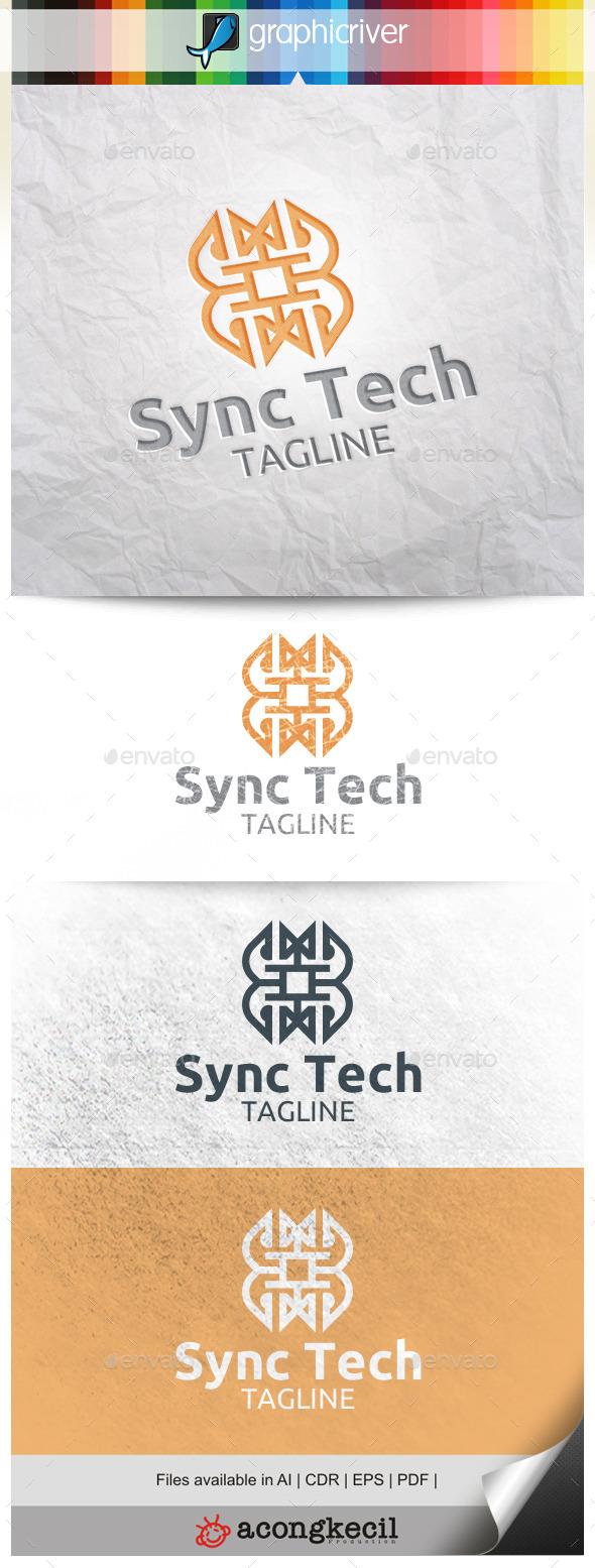 GraphicRiver Sync Tech V.2 11216053