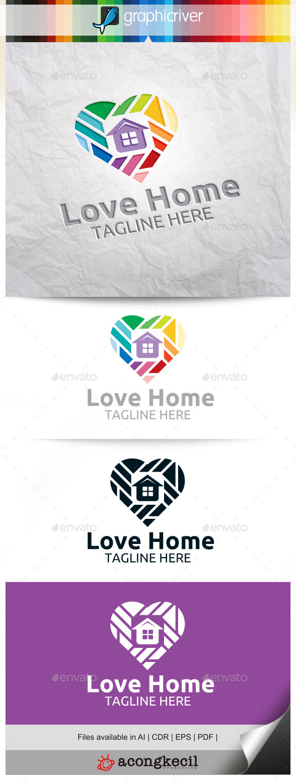 GraphicRiver Love Home V.3 11216158