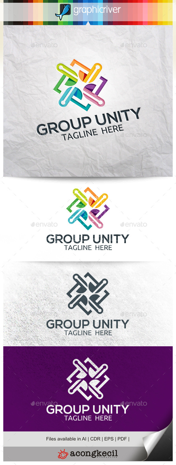 GraphicRiver Group Unity 11216248