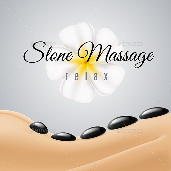 GraphicRiver Stone Massage 11216541