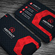 Abstract Corporate Business Cards - GraphicRiver Item for Sale