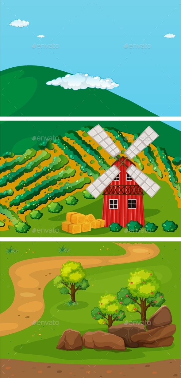GraphicRiver Farming 11217328
