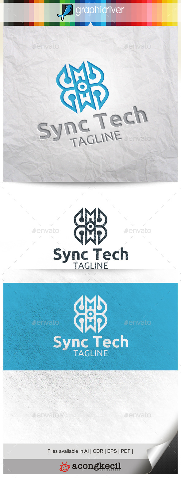 GraphicRiver Sync Tech V.3 11217348