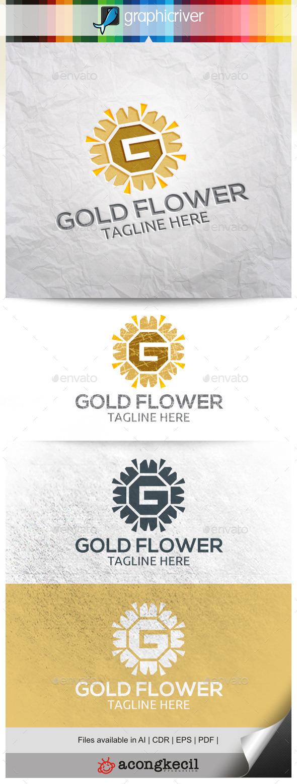 GraphicRiver Gold Flower V.4 11217369