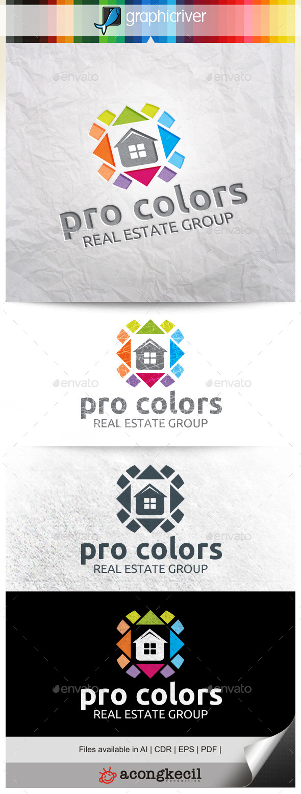 GraphicRiver Property Color V.7 11217421