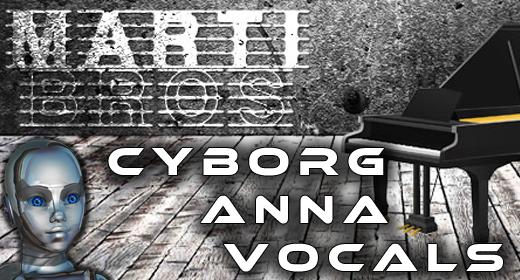 Cyborg Anna Vocals Collection