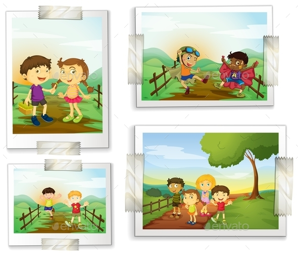 GraphicRiver Children 11218012