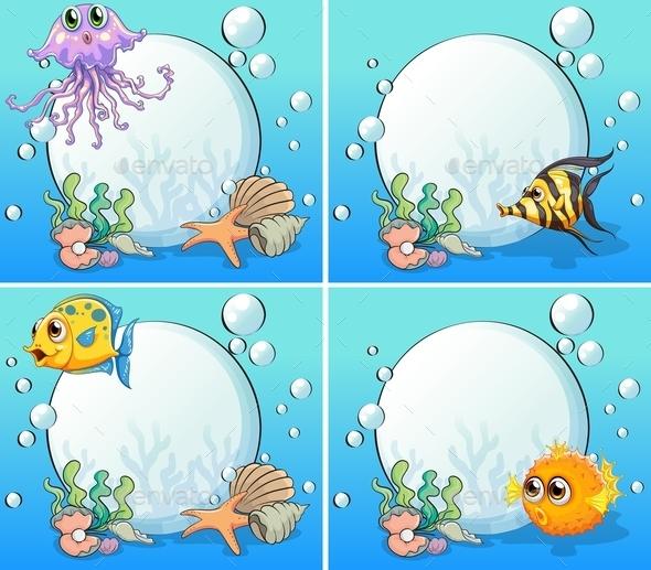 GraphicRiver Fish 11218425