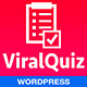 Wordpress Viral Quiz – BuzzFeed Quiz Builder - CodeCanyon Item for Sale