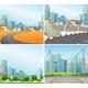 City Scenes - GraphicRiver Item for Sale