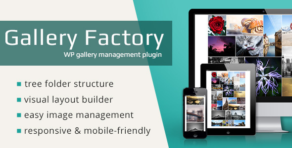 CodeCanyon Gallery Factory 11219294