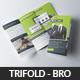Website Design Trifold Brochures - GraphicRiver Item for Sale