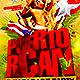 Puerto Rican Day Parade Flyer - GraphicRiver Item for Sale