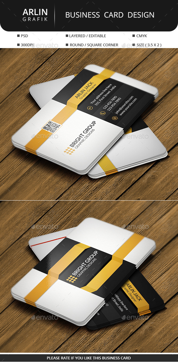 GraphicRiver Creative Business Card 11220850