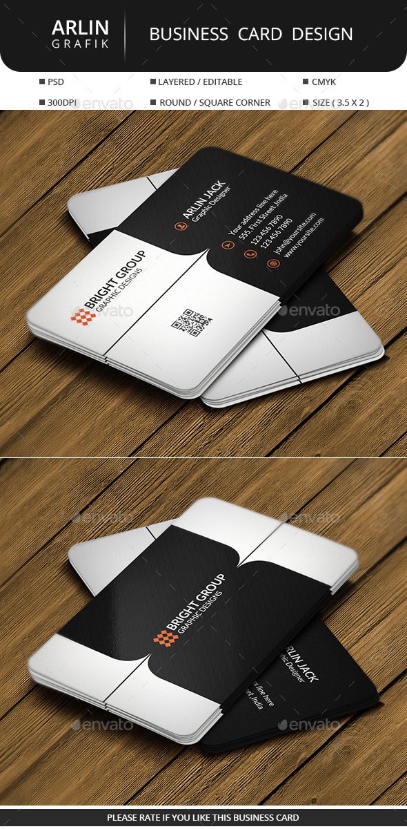 GraphicRiver Creative Business Card 11220869