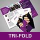 Multipurpose tri-fold Brochure. - GraphicRiver Item for Sale